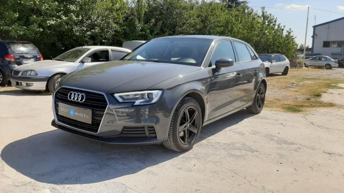 2018 Audi A3 - front-left exterior