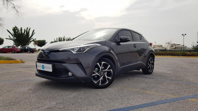 2018 Toyota C-HR - front-left exterior