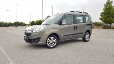 2012 Opel Combo - front-left exterior