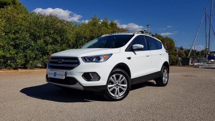 2017 Ford Kuga - front-left exterior