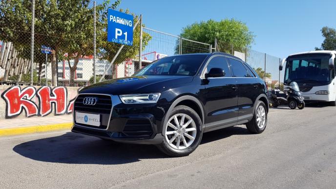 2015 Audi Q3 - front-left exterior