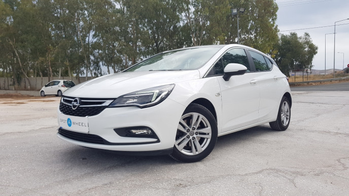 2017 Opel Astra - front-left exterior