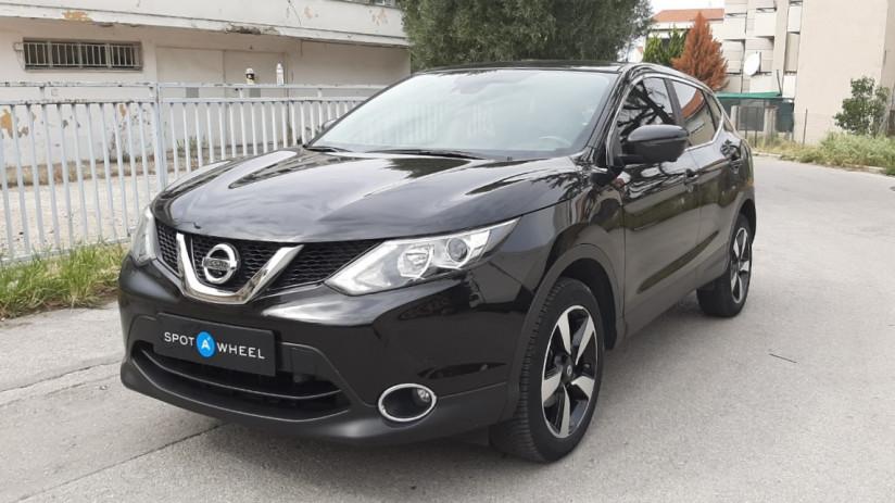 2015 Nissan Qashqai - front-left exterior