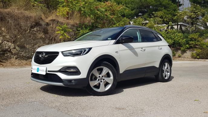 2017 Opel Grandland X - front-left exterior