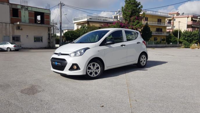 2014 Hyundai i 10 - front-left exterior
