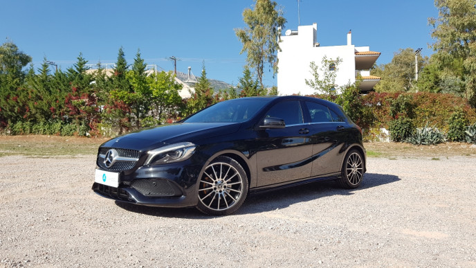 2016 Mercedes-Benz A 180 - front-left exterior