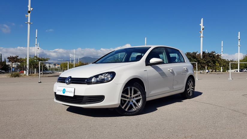 2012 Volkswagen Golf - front-left exterior