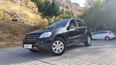 2006 Mercedes-Benz ML 350 - front-left