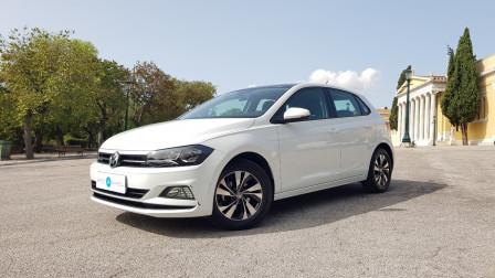 2019 Volkswagen Polo - front-left exterior