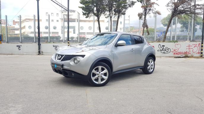 2012 Nissan Juke - front-left exterior