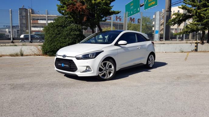 2017 Hyundai i 20 - front-left exterior