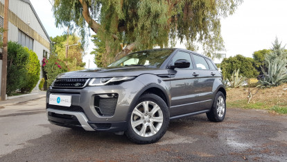 2017 Land Rover Range Rover Evoque - front-left