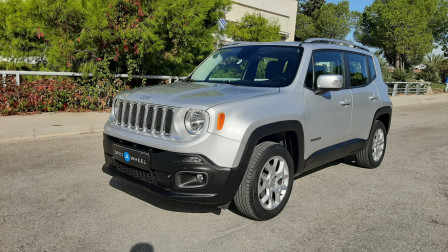 2018 Jeep Renegade - front-left exterior