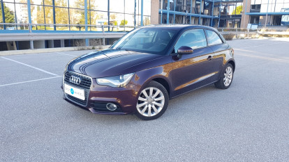 2013 Audi A1 - front-left exterior