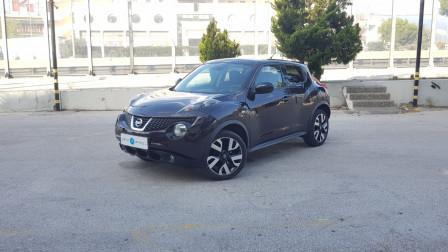 2014 Nissan Juke - front-left exterior