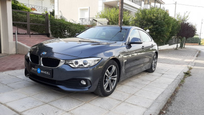 2016 Bmw 418 Gran Coupe - front-left