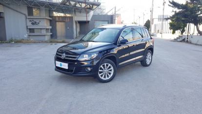 2013 Volkswagen Tiguan - front-left exterior