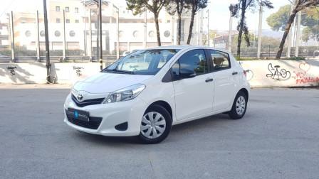 2012 Toyota Yaris - front-left exterior