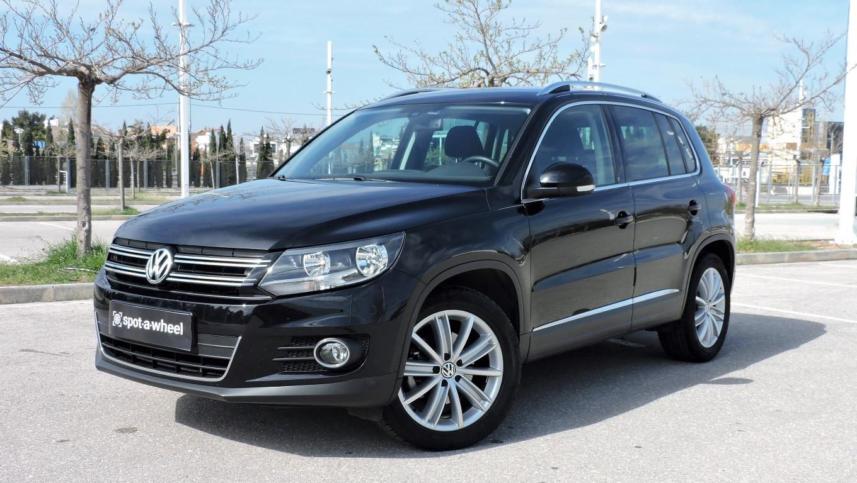 Volkswagen Tiguan 2.0 TDI BLUEMOTION του  2015