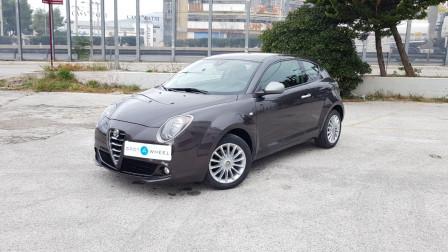 2015 Alfa Romeo Mito - front-left exterior