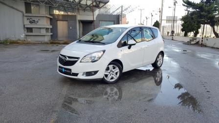 2014 Opel Meriva - front-left exterior
