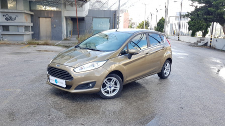 2014 Ford Fiesta - front-left exterior