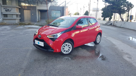 2018 Toyota Aygo - front-left exterior