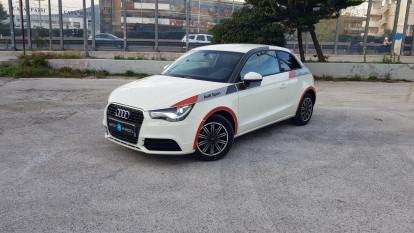 2011 Audi A1 - front-left