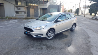 2014 Ford Focus - front-left