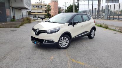 2015 Renault Captur - front-left exterior
