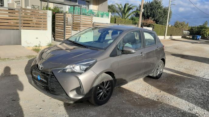 2018 Toyota Yaris - front-left exterior