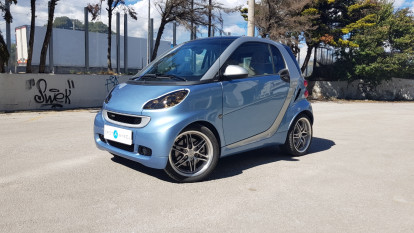 2010 Smart ForTwo - front-left exterior