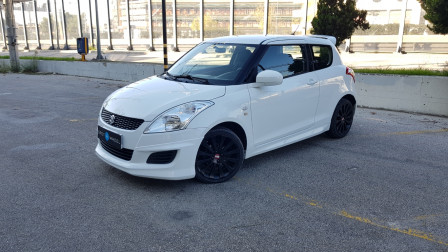 2013 Suzuki Swift - front-left