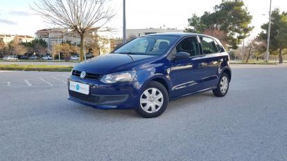 2013 Volkswagen Polo - front-left exterior