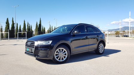 2016 Audi Q3 - front-left exterior