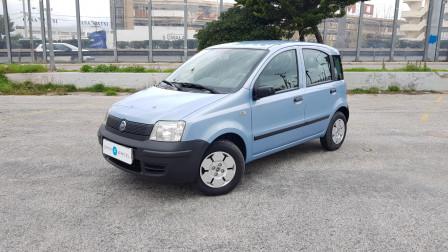 2007 Fiat Panda - front-left exterior