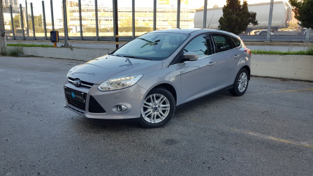 2014 Ford Focus - front-left exterior
