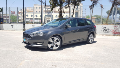 2015 Ford Focus - front-left exterior