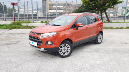 2015 Ford EcoSport - front-left