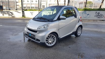 2008 Smart ForTwo - front-left exterior