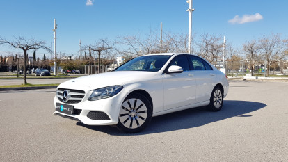 2014 Mercedes-Benz C 180 - front-left