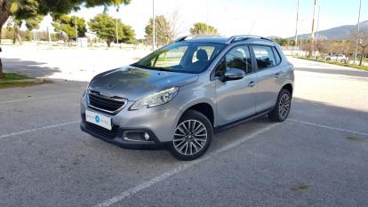 2016 Peugeot 2008 - front-left