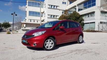 2014 Nissan Note - front-left exterior