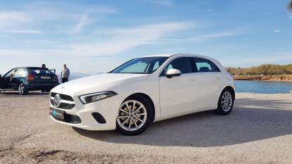 2019 Mercedes-Benz A 180 - front-left exterior