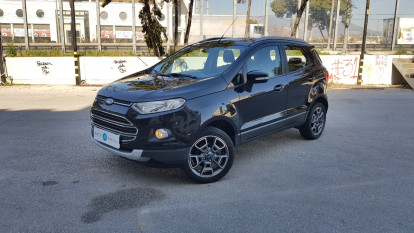 2015 Ford EcoSport - front-left exterior