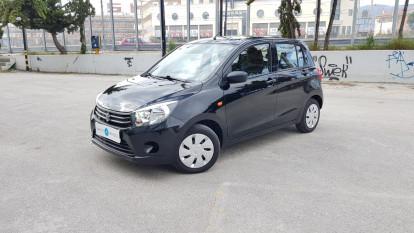 2016 Suzuki Celerio - front-left exterior