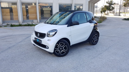 2017 Smart ForTwo - front-left exterior