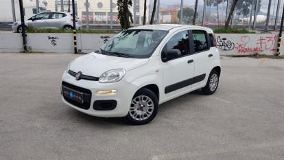 2018 Fiat Panda - front-left exterior
