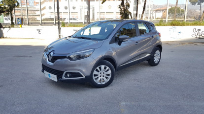 2014 Renault Captur - front-left exterior