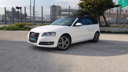 2011 Audi A3 - front-left exterior